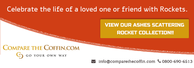 Celebrate the Life of a Loved one or Friend with Rockets